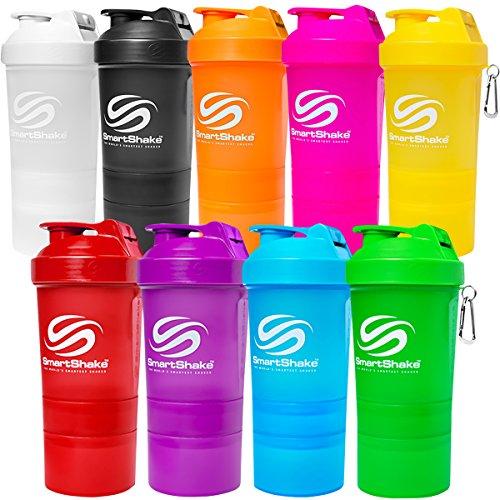 SmartShake Original Bottle, 20 oz Shaker Cup