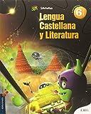 Lengua Castellana y Literatura 6º Primaria (Tres Trimestres) (Superpixépolis)