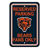 chicago bears stuff - Official National Football League Fan Shop Authentic NFL Parking Sign (Chicago Bears-Reserve)