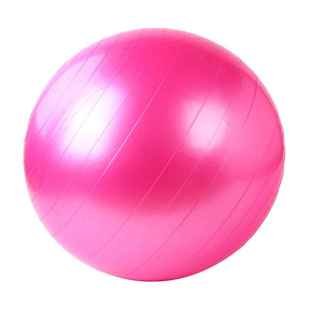 Home Warehouse Yoga Ball Aufblasbare Turnhalle Ball Indoor Weibliche Bewegung Verlieren Gewicht Training Fitness-Geräte Schwangere Frau Postnatalrestore Balance Ball Yoga Ball