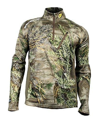 ScentBlocker NTS Long Sleeve Shirt, Camo, - Camo 1 Max