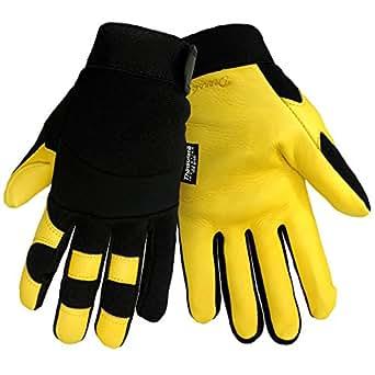 Global Glove SG7700IN woThunder Glove( Gold Deerskin