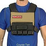 20 Lb. BOX Super Short - Vest (Coyote Tan)