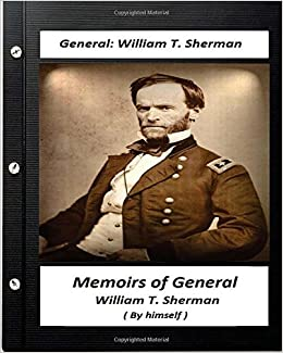 Book Memoirs of General William T. Sherman, Written by Himself (1875)