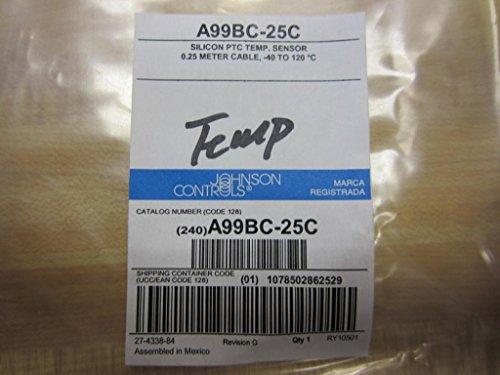 Amazon.com: Johnson controls a99bc-25 C Sensor de ...