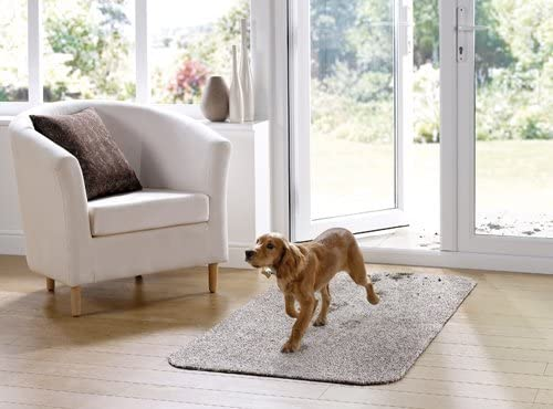 Hug Rug Dirt Trapper Door Mat 75 x 50cm - Linen