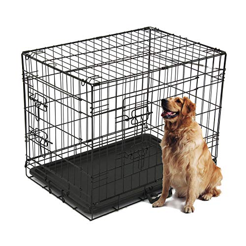 42 inch double door crate - 9