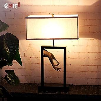 Lámpara de mesa/escritorio/lámpara junto a la lámpara, lámpara de ...
