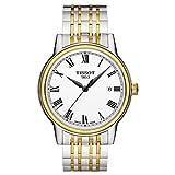Tissot Carson Quartz Two-Tone Stainless Steel Men's watch #T085.410.22.013.00