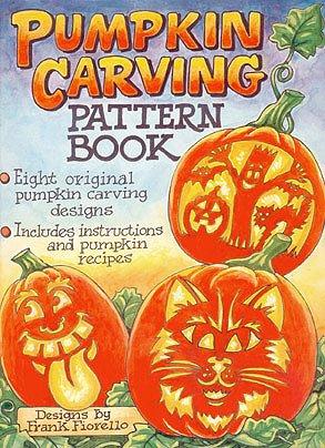 Pumpkin Carving Pattern Book -