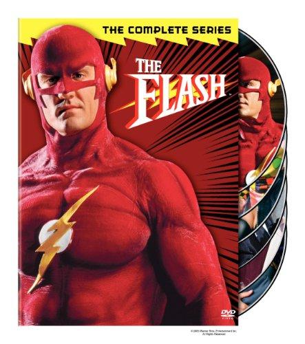 the flash 1990 dvd