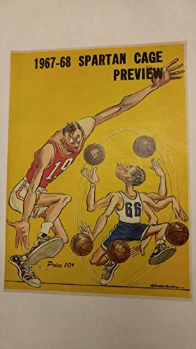 fan products of San Jose State vs Athletes in Action Chargers Basketball 1967 Program J41874