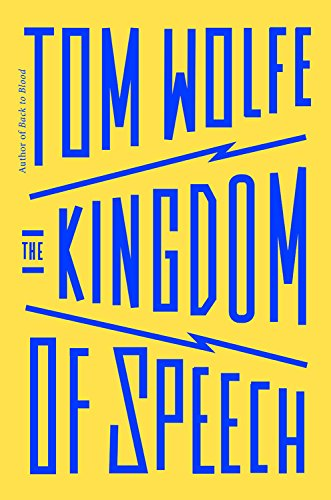 Book Cover: The Kingdom of Speech