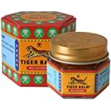 Red Tiger Balm; 19 grams net weight; for the warming relief of muscular,aches...