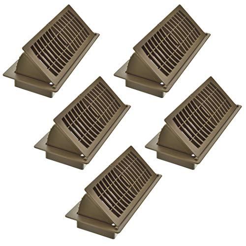 Imperial RGA0002 4x10-Inch Pop-Up Floor Register, 4x10 Inch, Tan, 5