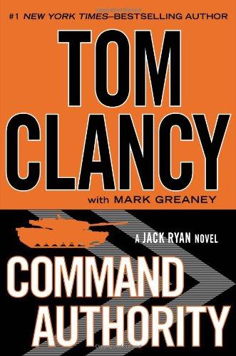 Full Jack Ryan Jr Book Series