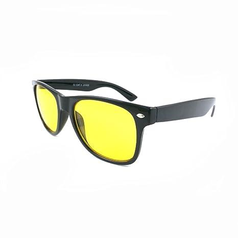 ASVP Shop® Lunettes pour conduite de nuit Night Sight Vision de nuit Lunettes anti-reflets, idéal pour la pêche, cyclisme et conduite