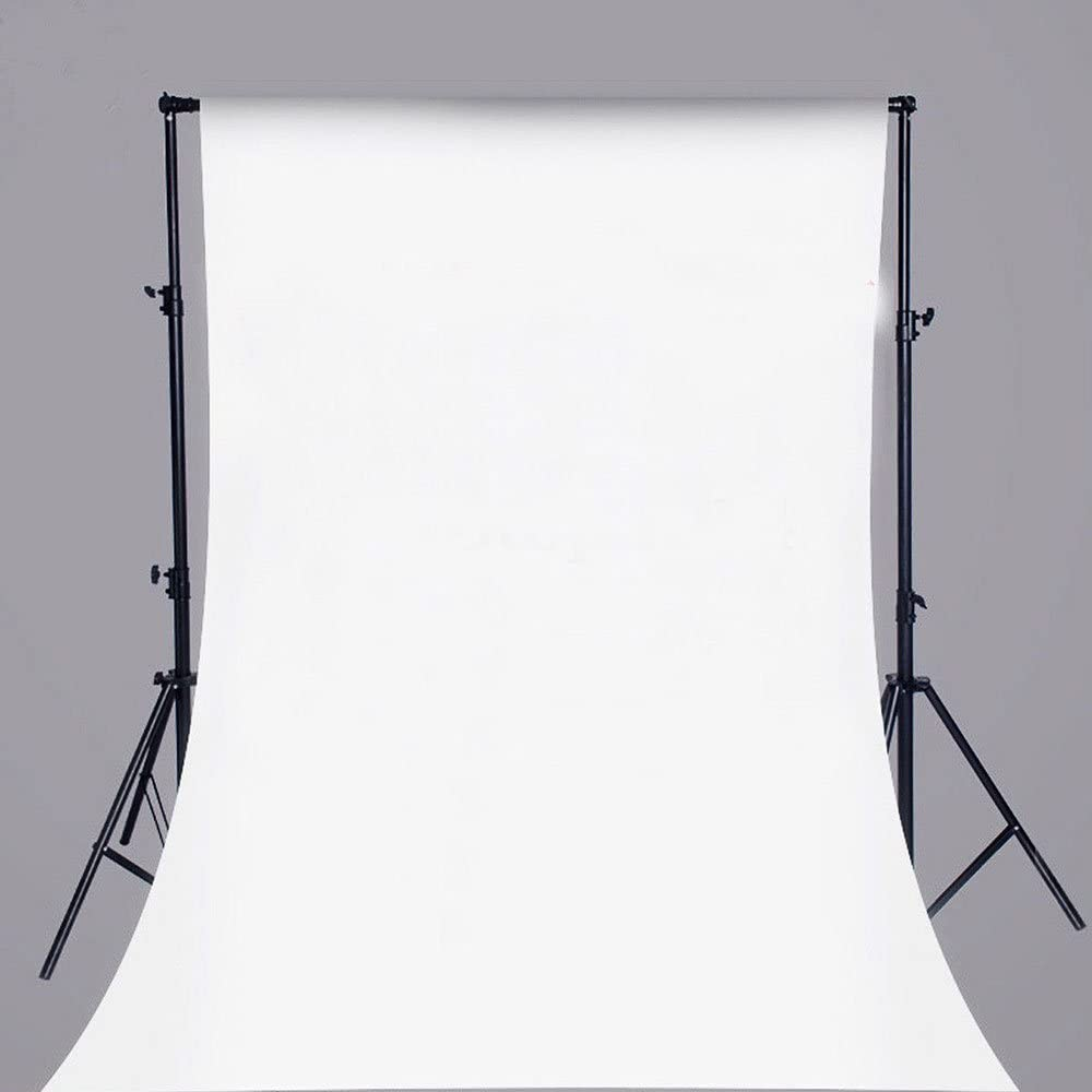 0.9m x1.5m 5 FT Background ONLY 3 FT OMG/_Shop Vinyl White Photo Video Photography Studio Backdrop Background