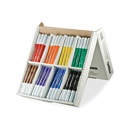 Washable Art Markers Master Pack, Conical Tip ()