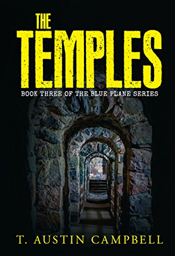 The Temples: Book Three of The Blue Plane series