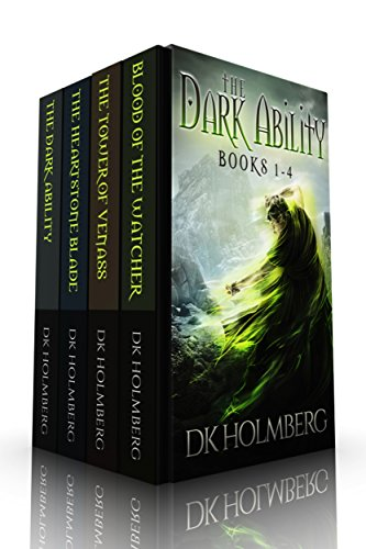 Image result for The Dark Ability: Books 1-4
