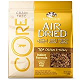 Best Wellness Natural Pet Food Indoor Cat Foods - Wellness CORE Air Dried Natural Grain Free Dry Review