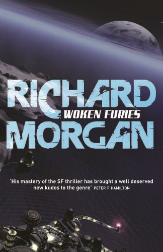 Woken Furies: Netflix Altered Carbon book 3 (Takeshi Kovacs) eBook Free Download