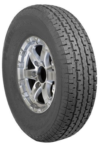 ST 225/75R15 Freestar M-108 10 Ply E Load Radial Trailer Tire 2257515 (15 Trailer Rims Inch)