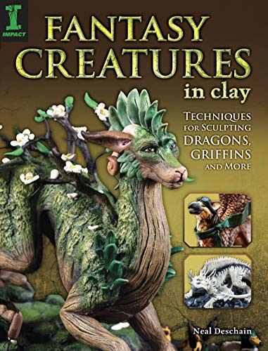 Fantasy Creatures in Clay: Techniques for Sculpting