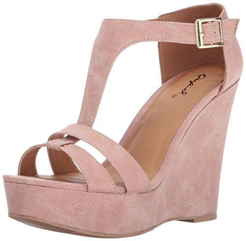 Pink Wedges Platforms - 5