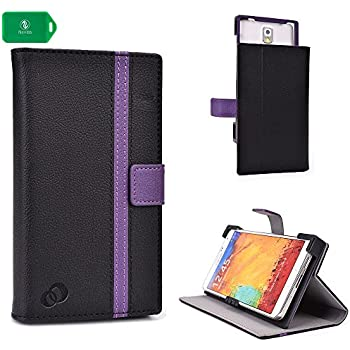 BLU Life Pure XL Smartphone Folio Flip Cell phone Case