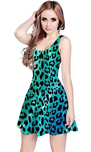 CowCow - Vestido - para mujer turquesa
