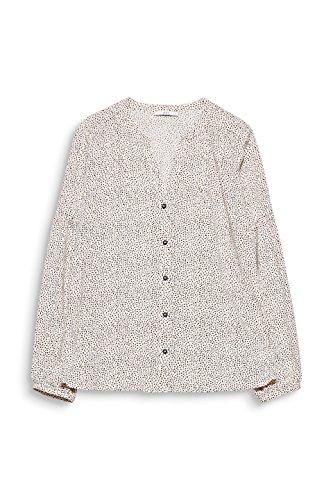110 by Femme White Off Blouse edc Esprit Blanc 6qF0nav
