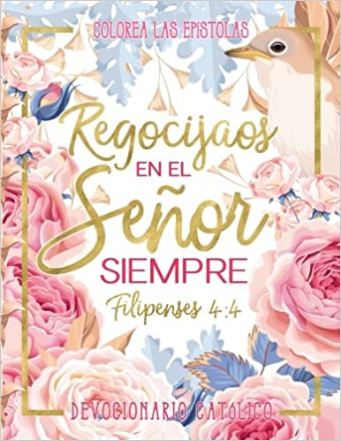 Colorea Las Epístolas: Devocionario Católico (Libros Para Colorear ...
