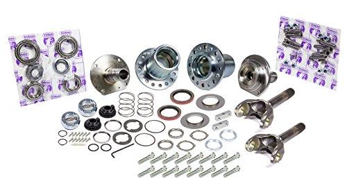 Yukon Gear & Axle YA WU-13 Spin Free Locking Hub Conversion Kit ( Dodge 9.25, 12-15 Dodge 2500/3500)