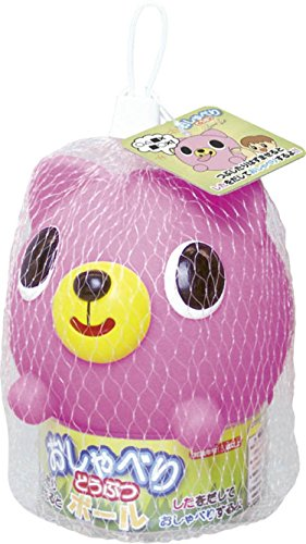 1 X Oshaberi Animal Talking Ball (Cat)