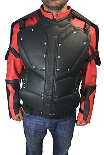 NEW Deadshot Will Smith Suicide Squad Jacket Costume