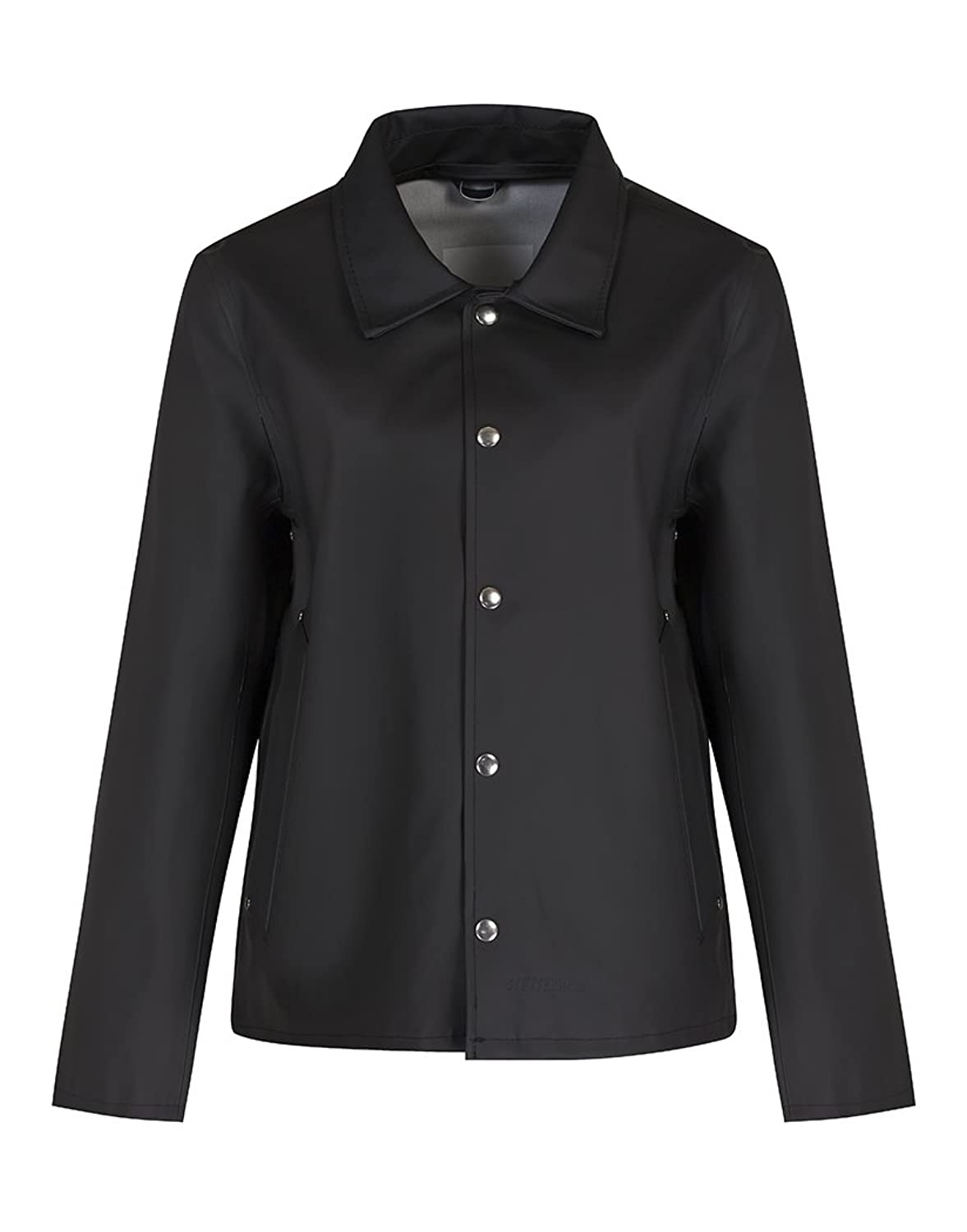 Stutterheim Men's Stadion Short Jacket - Black