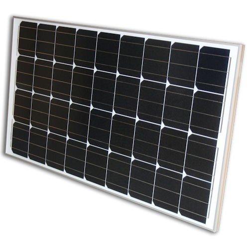 130 watt 12V solar panel monocrystallin 12 volt JWS