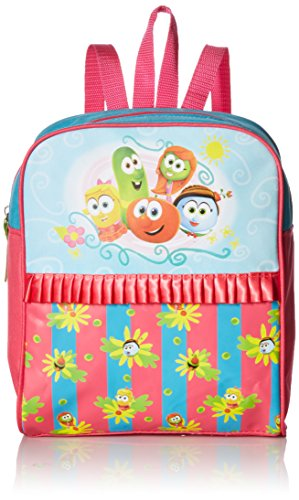 Enesco Veggies Tales Backpack, Pink