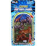 DollarItemDirect 7.25'' Mini Pinball Game ON Blister Card, 2 ASSRT Styles, Case of 72