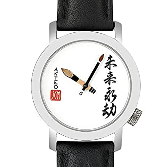 Akteo Armbanduhr Kalligraphie
