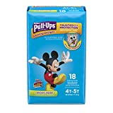 Kyпить Pull-Ups Learning Designs Potty Training Pants for Boys, 4T-5T (38-50 lb.), 18 Ct. (Packaging May Vary) на Amazon.com