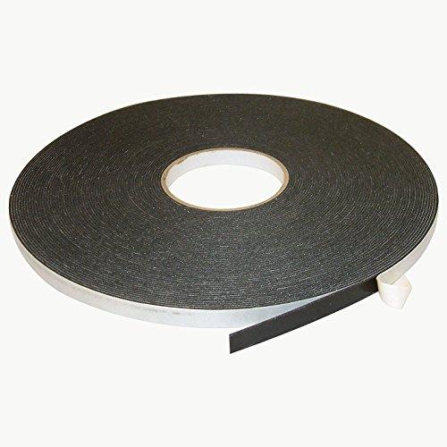 (J.V. Converting DC-PEF06A/BLK0536006 JVCC DC-PEF06A Double Coated Polyethylene Foam Tape: 1/16