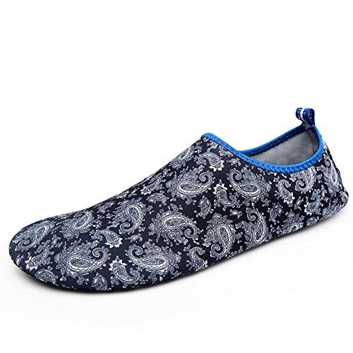 Snorkling Barefoot Sokker Voksne Yoga 1 Vann Kjører Dykking Bading Strand For Og Bade Sko Sko Kvinner Menn Juleya BzdwpxqBY