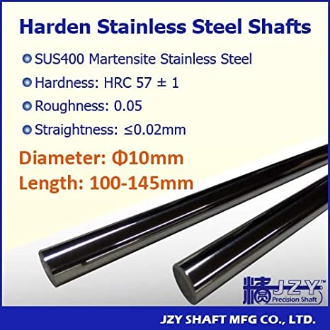 Precision Shaft 14mm h6 Polished And Hardened-Length 1000mm