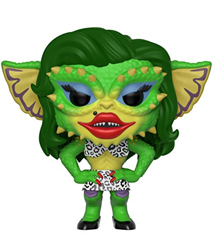Funko Pop Horror: Gremlins 2 - Drag Gremlin Collectible Figure, Multicolor]()