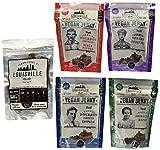 Louisville Vegan Jerky - Variety Pack (Pack of 5)