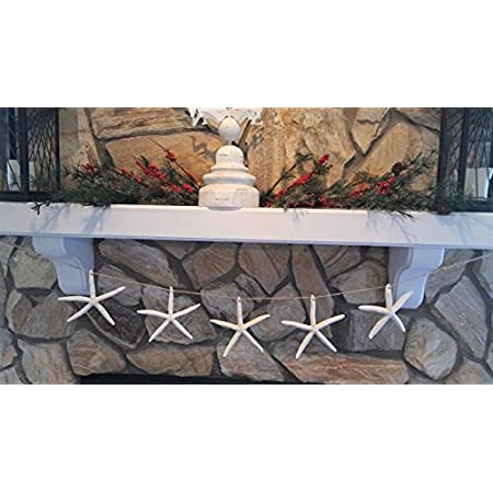 515jV24DrGL._SS450_ Beachy Starfish and Seashell Garlands
