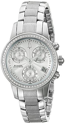 Bulova-Womens-63R136-Masella-Analog-Display-Swiss-Quartz-Silver-Watch